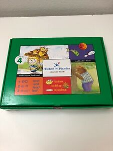 Hooked on Phonics Learn to Read Level 4 - Audiotapes