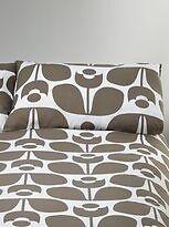 Orla Kiely Fiori Da Muro Stampa Fungo, colore, Set Copripiumino doppio in confezione regalo