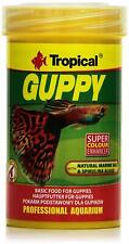 TROPICAL GUPPY 250ml  Flakes for guppies