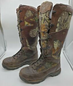 Danner Pronghorn Camohide Snake Gore-tex GTX Hunting Men's Boots size 9