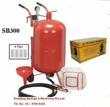 Sandblasting Tank – 20 Gallon Portable Part No. SB300