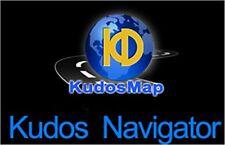 MAPPE NAVIGATORE GPS KUDOS EUROPA OCCIDENTALE PER AUTORADIO WINDOWS CE SCHEDA SD