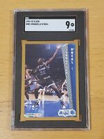 1992 Fleer #401 Shaquille O'Neal SGC 9 Newly Graded RC Rookie PSA BGS