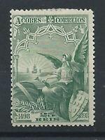 Portugal - Açores N°93* (MH) 1898 - Vasco de Gama