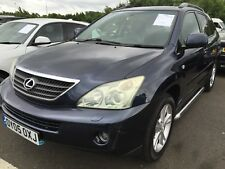 05 LEXUS RX 400H 3.3  SE-L **JUNE 19 MOT, 14 SRVCS, LEATHER, NAV, E/SUN-ROOF!**