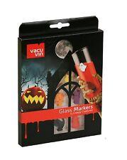 Vacu Vin Glass Markers Creepy Creatures - Set of 13