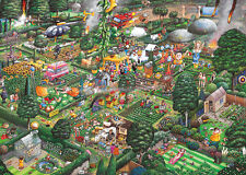 Gibsons - 1000 PIECE JIGSAW PUZZLE - I Love Gardening