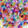1000pcs DIY Colores Mezclados HAMA Perlas Rosario GREAT Niños Divertido Arte