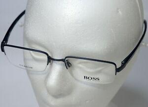 Hugo Boss HB11088 Titanium Eye Glasses Designer EyeWear Frames 51◻19-140 Japan