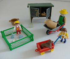 Playmobil Rabbit Hutch Set 3751
