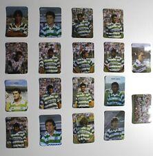 Sporting Calendars 1991 Team 18 Pocket Calendar Vintage Football Portugal Old