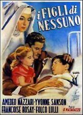 Dvd I FIGLI DI NESSUNO - (1950) AMEDEO NAZZARI ......NUOVO