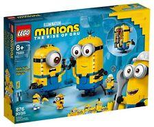 LEGO® Minions 75551 Minions-Figuren Bauset mit Versteck VORVERKAUF 06/21