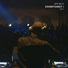Jeff Mills ‎- Exhibitionist 2 (Part 3) LP - SEALED - New Copy - Live Techno