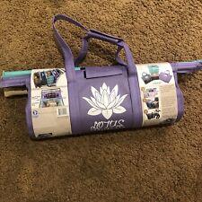 Lotus Trolley Bags -set of 4 -w/LRG COOLER Bag  Egg/Wine holder! Reusable