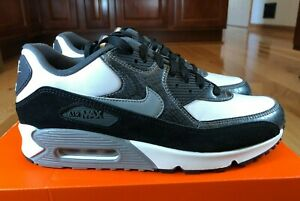 Nike Air Max 90 QS Python White Particle Grey Anthracite CD0916 100 Size 9.5
