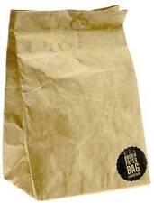 Luckies Almuerzo Bag Papel marrón-Regalo para Hombre-Diversión e idea regalo único