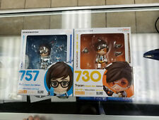 Overwatch Nendoroid 2-Pack Set Tracer Mei Classic Skin Edition 757 730