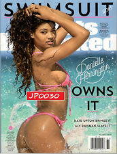 Sports Illustrated Swimsuit, 2018, Danielle Herrington, New / Sealed