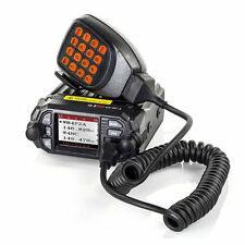 BTECH MINI UV-25X2 25 Watt Dual Band Base, Mobile Radio, VHF/UHF HAM Amateur