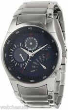 Kenneth Cole Men's New York Blue Multifunction Stainless Steel Watch KC9220