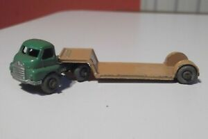 "Lesney matchbox yesteryear 1939 bedford type kd truck/""/"" /""g farrar new in box"