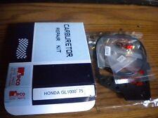 NOS Napco Carburetor Carb Repair Kit Honda 1975 Goldwing 1000 GL1000 11-H1000