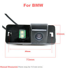 CCD Sensor Night Vision HD Car Backup Parking Reverse Rear View Camera For BMW