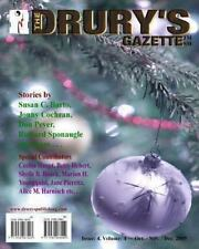 The Drury's Gazette : Issue 4, Volume 4 - October / November / December 2009...