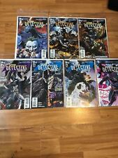 Batman Detective Comics THE NEW 52 issue 1 2 3 4 5 6 & 7 (UNREAD) 2011