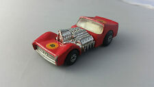Matchbox Superfast #19 Red Road Dragster 8 Labels 1970 Release
