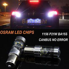 2x1156 Canbus OSRAM LED Bulb  Backup Reverse Light  For VW GOLF MK2 MK3 MK4 MK5