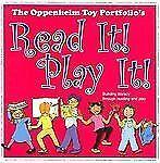 Read It! Play It! Oppenheim, Joanne F., Oppenheim, Stephanie Paperback