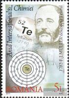 Rumänien 6561 (kompl.Ausg.) postfrisch 2011 Jahr der Chemie