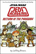 Star Wars: Jedi Academy, Return of the Padawan (Bo