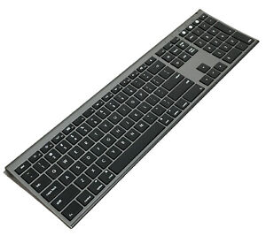 Jelly Comb Wireless Bluetooth Keyboard Quiet Operation Slim Keyboard