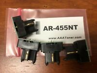 4pk - AR-455NT Toner Chip for Sharp AR-M350/M355/M450/M455N/U Copier Refill