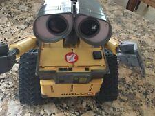 "Adorable! Disney Thinkway Wall-E 10"" Robot Working No Remote No longer made"
