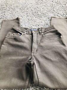 """Joie De Vivre Ladies Black Denim Jeans. Size 10. Waist 26"""" Leg 28"""" Perfect"""