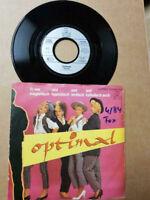 "Optimal Er War Magnetisch Vinyl,7"",45 RPM, Single 1983-Sammlung"