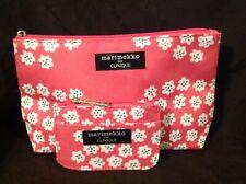 New Clinique Bonus Makeup Bag 2 Piece Marimekko Pink
