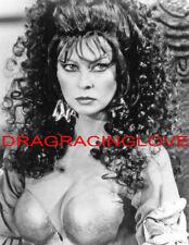 "Cassandra Peterson ""Elvira"" ""Mistress of the Dark"" SEXY ""Pin-Up"" PHOTO! #(C8)"