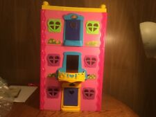 3-Story Mega Bloks Girl Friends Girlfriends Doll House Lot! people, furniture