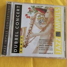 Jazz impulso, Dubbel Concert, CD audio