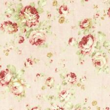 Cottage Shabby Chic Lecien Durham Quilt Floral Cotton Fabric 31337L-20 BTY