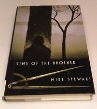 Sins Of The Brother By Mike Stewart Hardback 1972