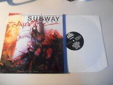 LP Punk Subway Surfers - Teaparty (11 Song) GLITTERHOUSE