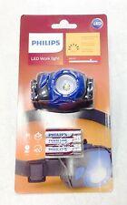 Torcia Led Per Ispezioni Campeggio Bricolage Lavoro Hobby Officina Philips