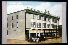 Nome Alaska~1900's GOLDEN GATE HOTEL