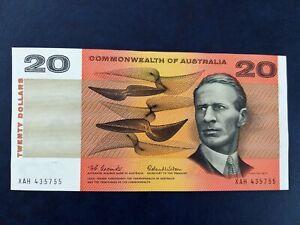AUSTRALIA 20 dollars 1966., XF